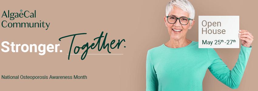AlgaeCal Community: Stronger Together