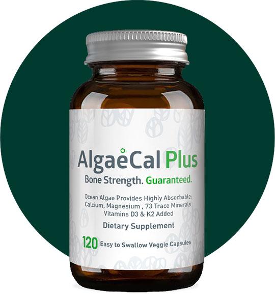 Algaecal Plus Bottle