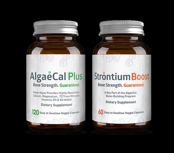 AlgaeCal Plus with Strontium Boost