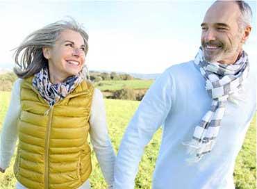 Osteoporosis Couple