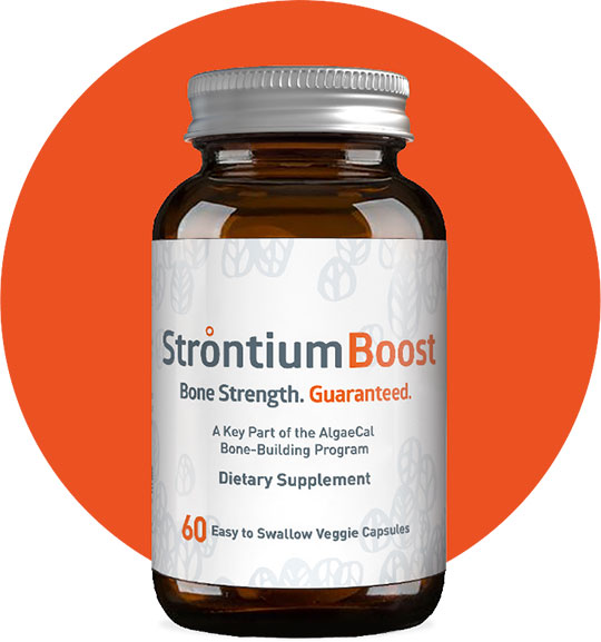 Strontium Booth product bottle