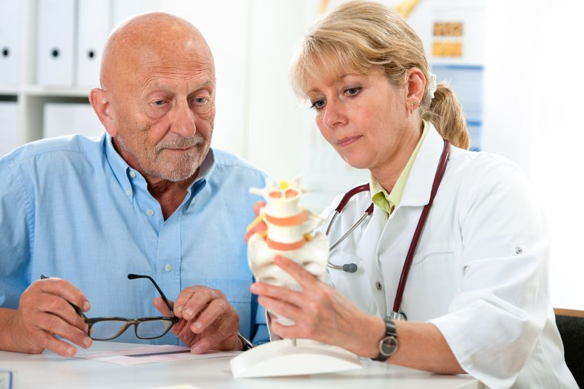 Osteoporosis in Men - How Do They Get It?