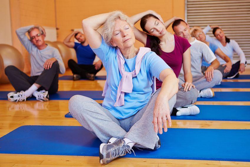 Chronic Pain - Stretching