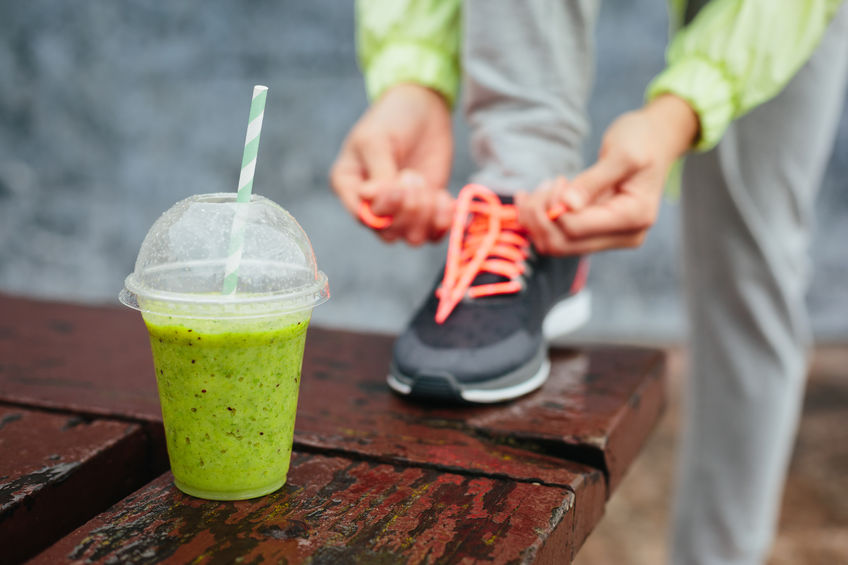Green Smoothies and Runner