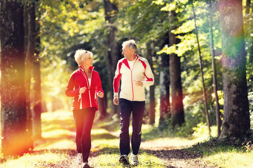 Weight Bearing Exercise- Running