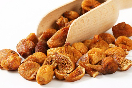 non dairy sources of calcium -dried figs