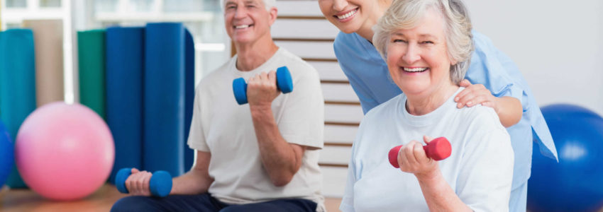 Weight bearing exercise for Osteoporosis
