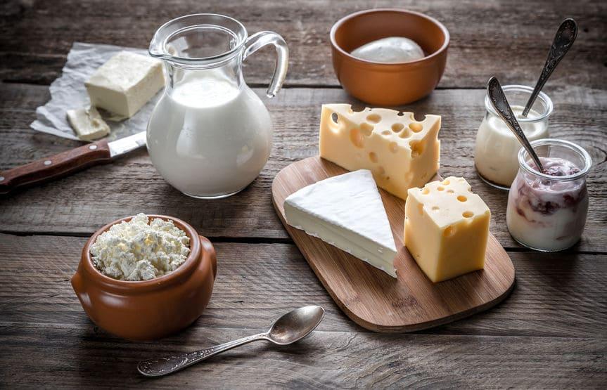 calcium and protein