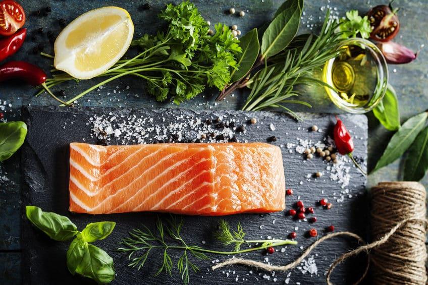 Seafood - Omega 3 Needs
