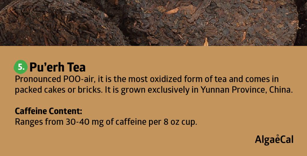 puerh tea health benefits