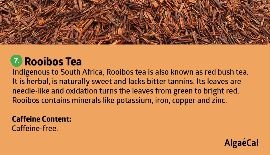 rooibos tea health benefits