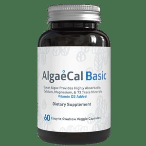 AlgaeCal Basic - Single Bottle