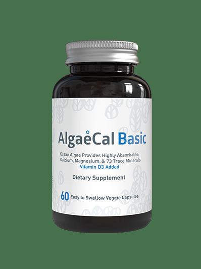 Algaecal Basic Plant Calcium Supplement Vitamin D
