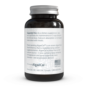 AlgaeCal Basic Suggested Use
