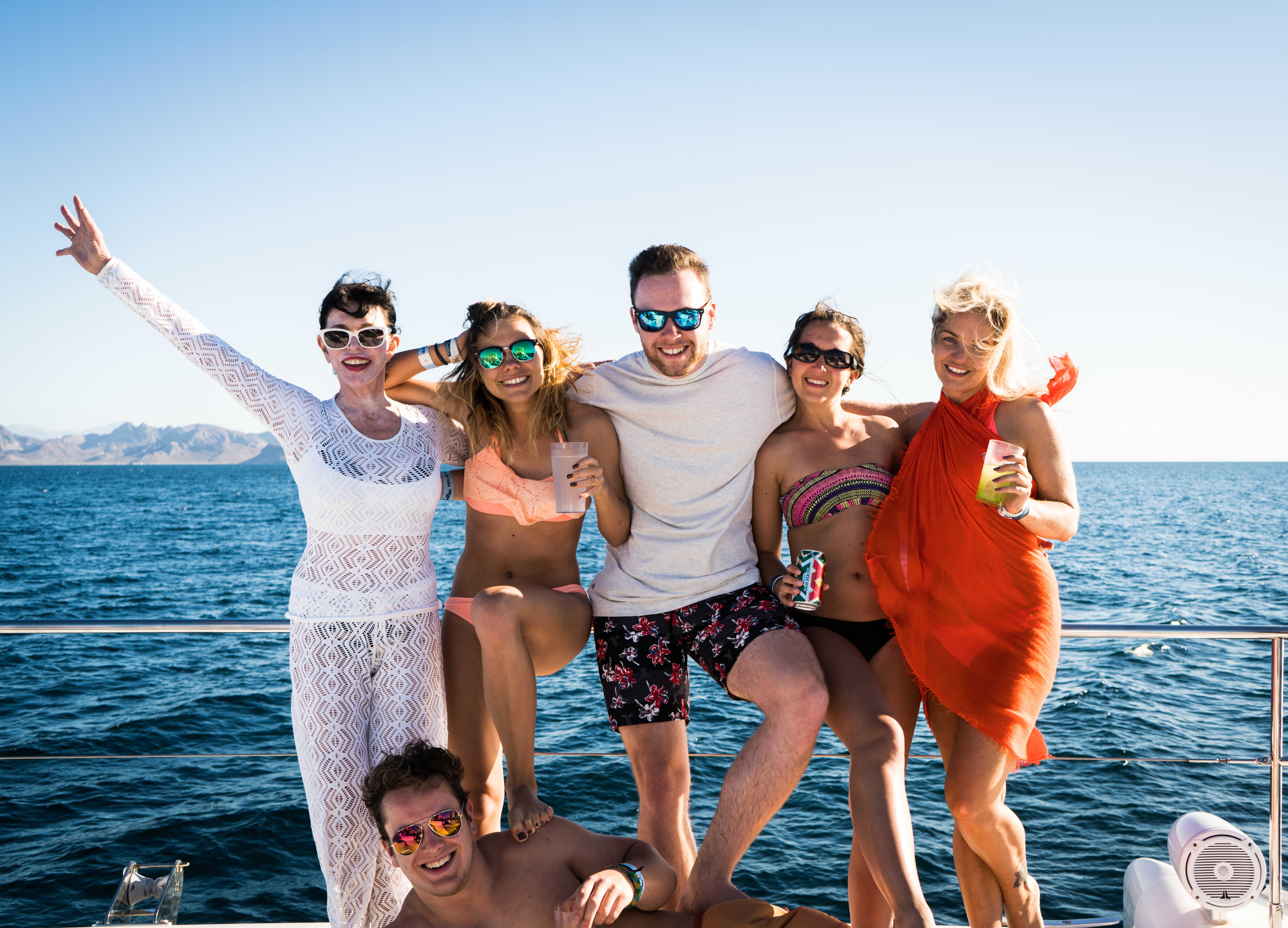Group Boat Cruise