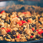 tofu scramble recipe image