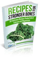 AlgaeCal Free Recipe Book small