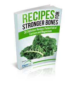 algaecal free bone health recipe