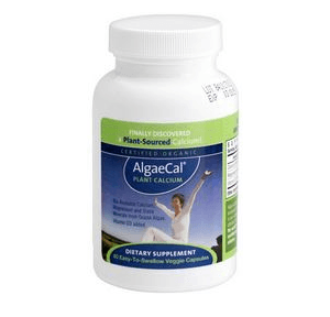 AlgaeCal Plant Calcium +D3