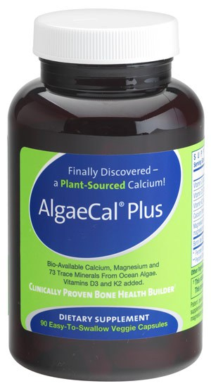 Buy Calcium Supplements - AlgaeCal Plus image