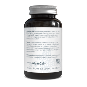 AlgaeCal Plus Suggested Use