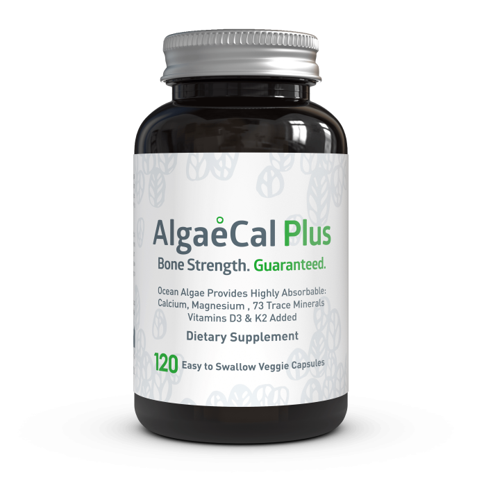 AlgaeCal Plus Single Bottle