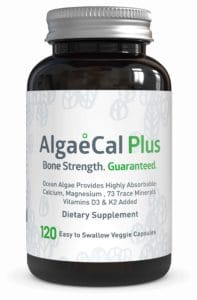 AlgaeCal Plus - Best Calcium Supplement
