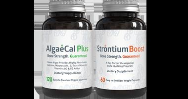 1 AlgaeCal Plus<br />1 Strontium Boost