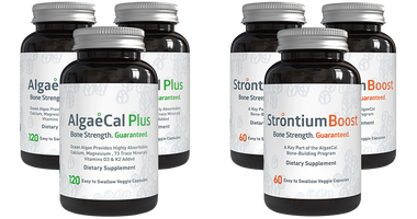 3 AlgaeCal Plus <br /> 3 Strontium Boost