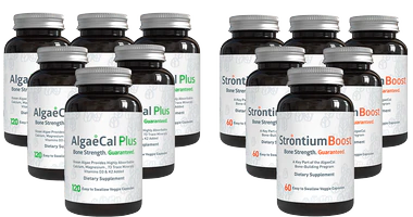 6 AlgaeCal Plus 6 Strontium Boost