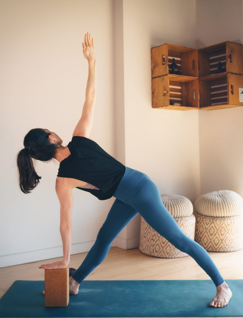 Parivrtta Trikonasana (Twisted triangle) — Prevention