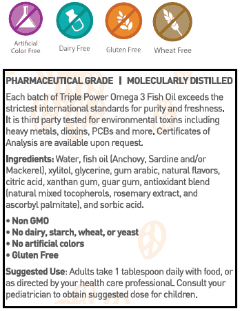 Fish Oil Ingredients List Final