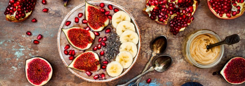 Gut Health Fruit Bowl