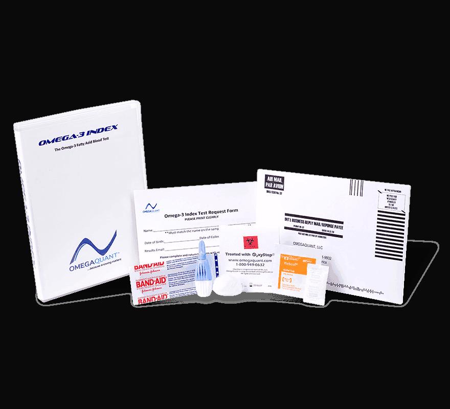 Omega Test Kit
