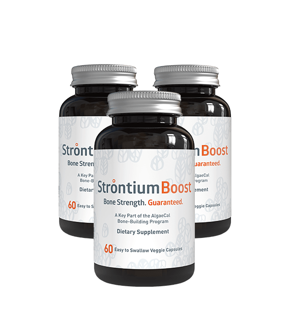 Strontium Boost - 3 Month Supply