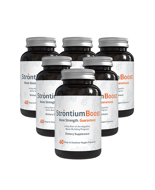 Strontium Boost - 6 Month Supply