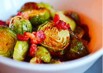 Potassium Rich Foods - Brussels Sprouts