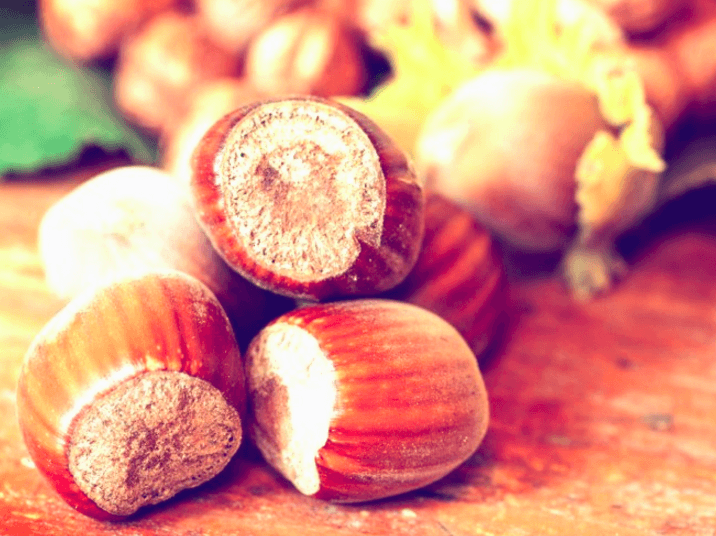 Essential Nutrients - Hazelnuts - manganese source