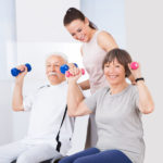 easy chair exercises for seniors
