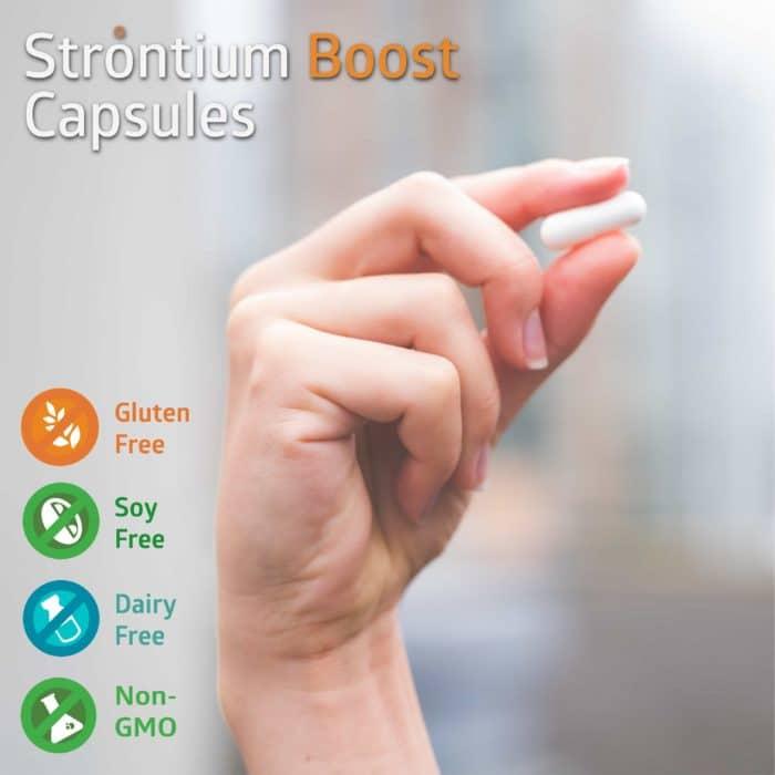 One Strontium Boost capsule