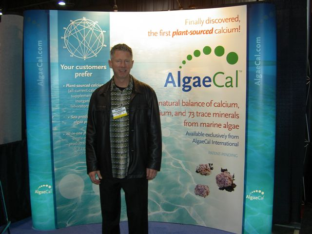 algaecal launch las vegas 2