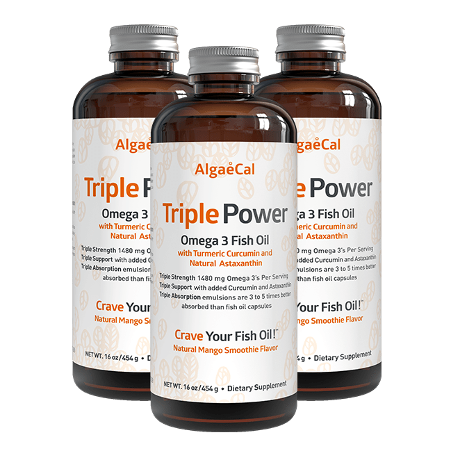 Triple Power Fish Oil - 3 Month Supply