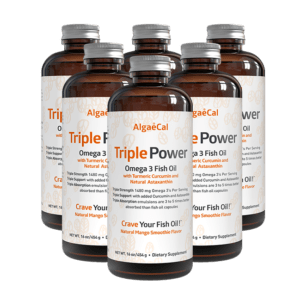 Triple Power Fish Oil - 6 Month Supply