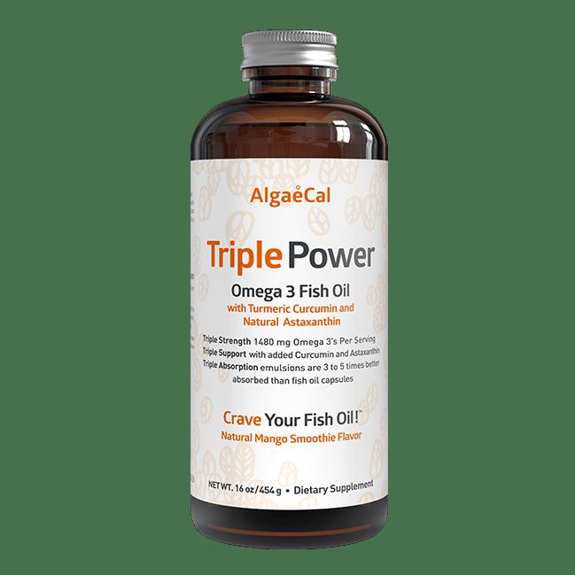 Triple Power Fish Oil