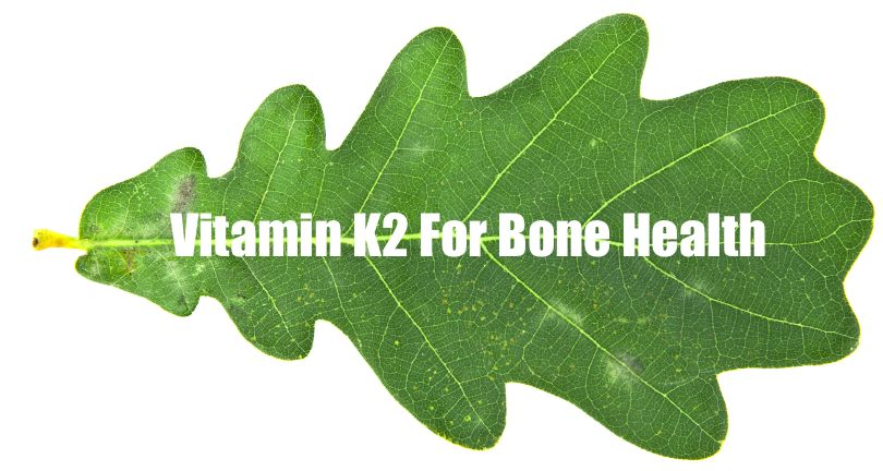algaecal plus vitamin k2 bone formation