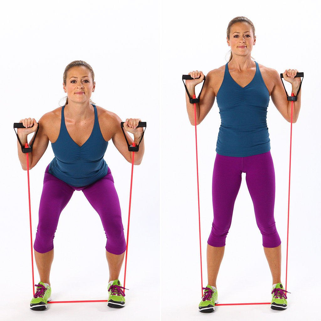 Workout Bands Com: 5 Resistance Band Exercises You Can Do Anywhere
