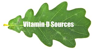 plant calcium vitamin d sources