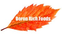 algaecal boron rich foods for bone health