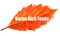 algaecal boron rich foods for bone health