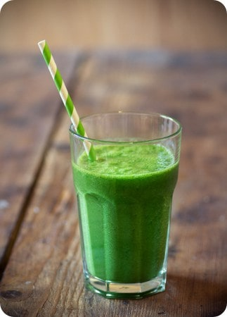 plant calcium green smoothies